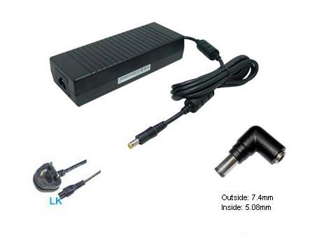 HP Spare 609941-001 Laptop Ac Adapter, includes Power Cord